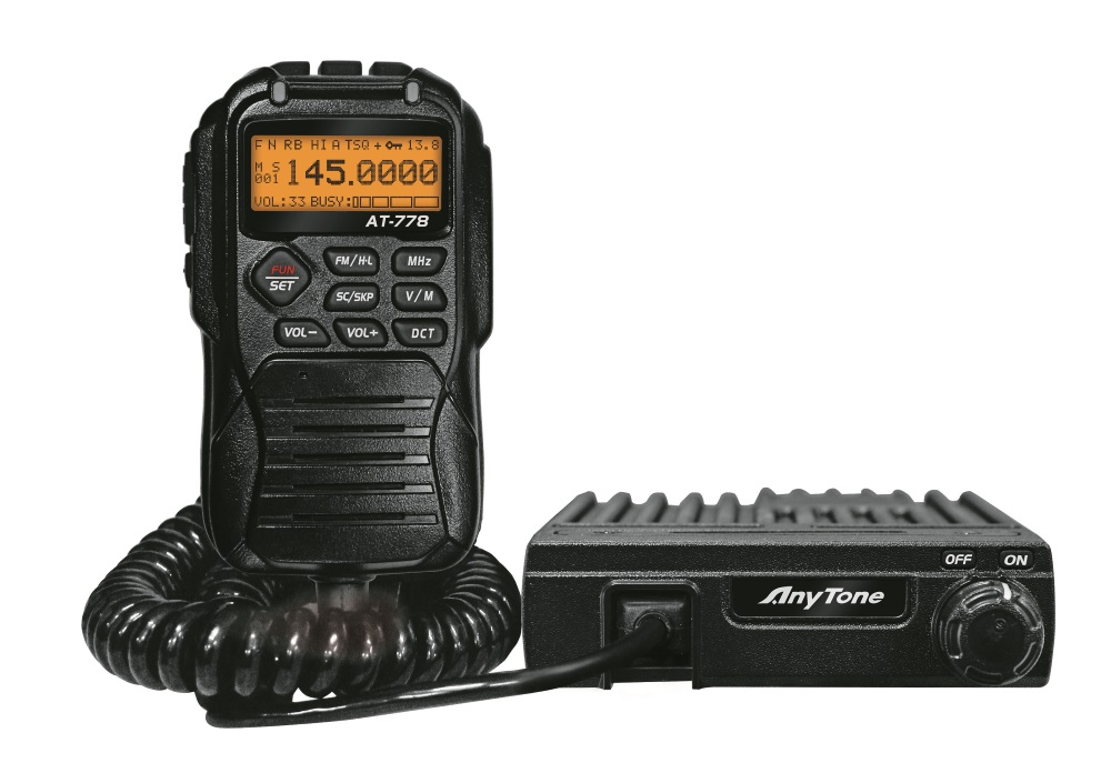ANYTONE AT-778 MONO VHF-mobile