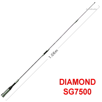 DIAMOND SG7500 SUPER GAINER