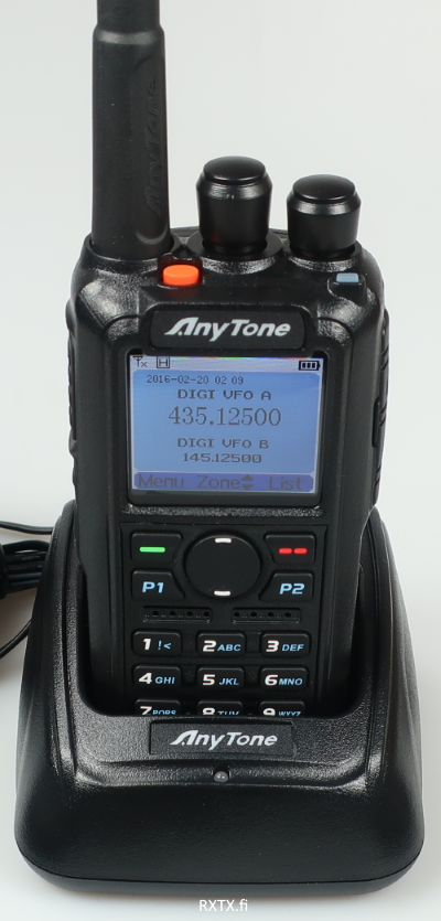 ANYTONE AT-D868UV DMR Digital