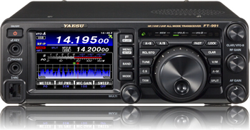 YAESU FT-991 A MULTI BAND HF/VHF/UHF RADIO