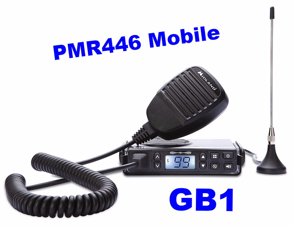 MIDLAND GB-1 MOBILE