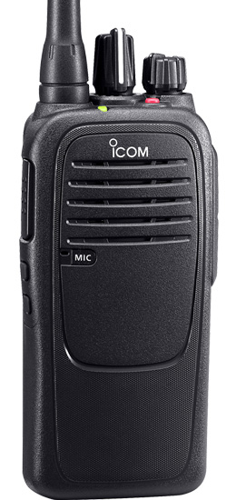 ICOM IC-F1000 Työ-VHF IP67